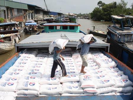 Thông tin sản xuất tiêu thụ gạo một số nước cuối tháng 9/2014