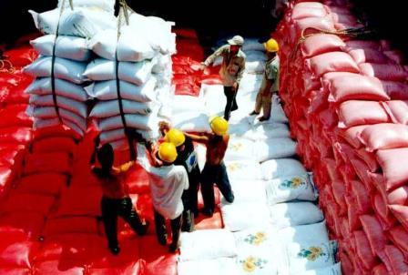 Thông tin sản xuất tiêu thụ gạo một số nước đầu tháng 10/2014